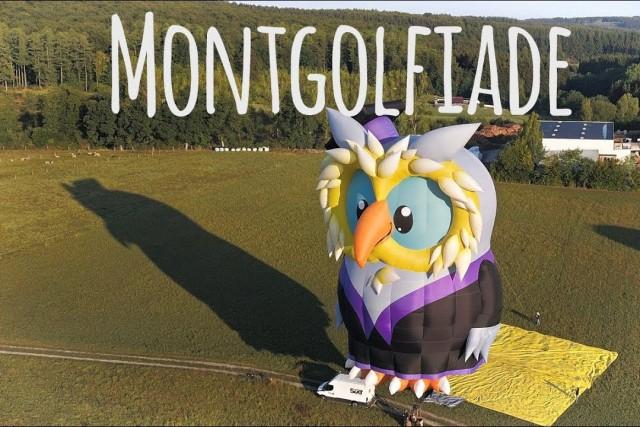 Montgolfiade in Warstein – Ballooning