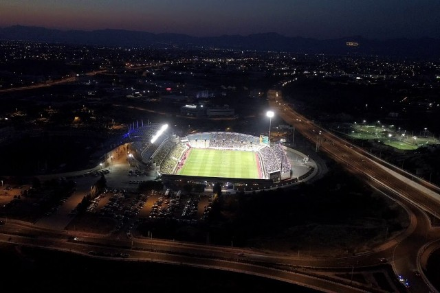 Night Moods Gsp Stadium Nicosia cyprus #NowItsEpic