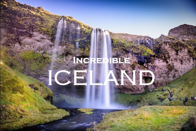 Incredible ICELAND – DJI Phantom 4 HD- 4K, September 2016