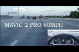 mavic 2 pro 80MPH… sort of