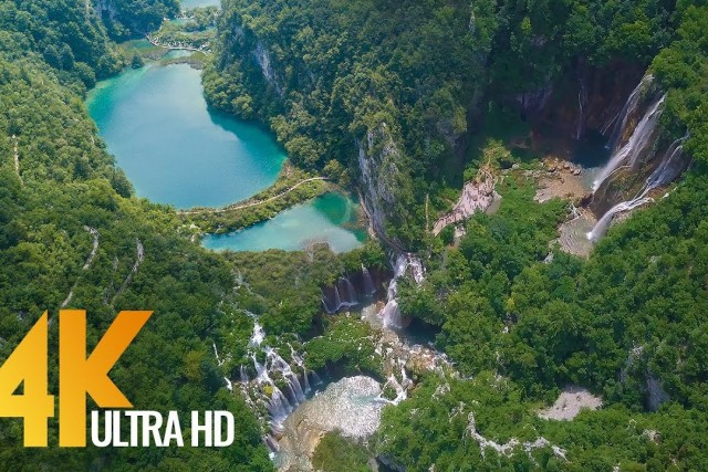 4K Drone Footage – Bird's Eye View of Croatia, Europe – 3 Hour Ambient Drone Film