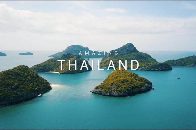Amazing Thailand – DJI Mavic Pro 4K