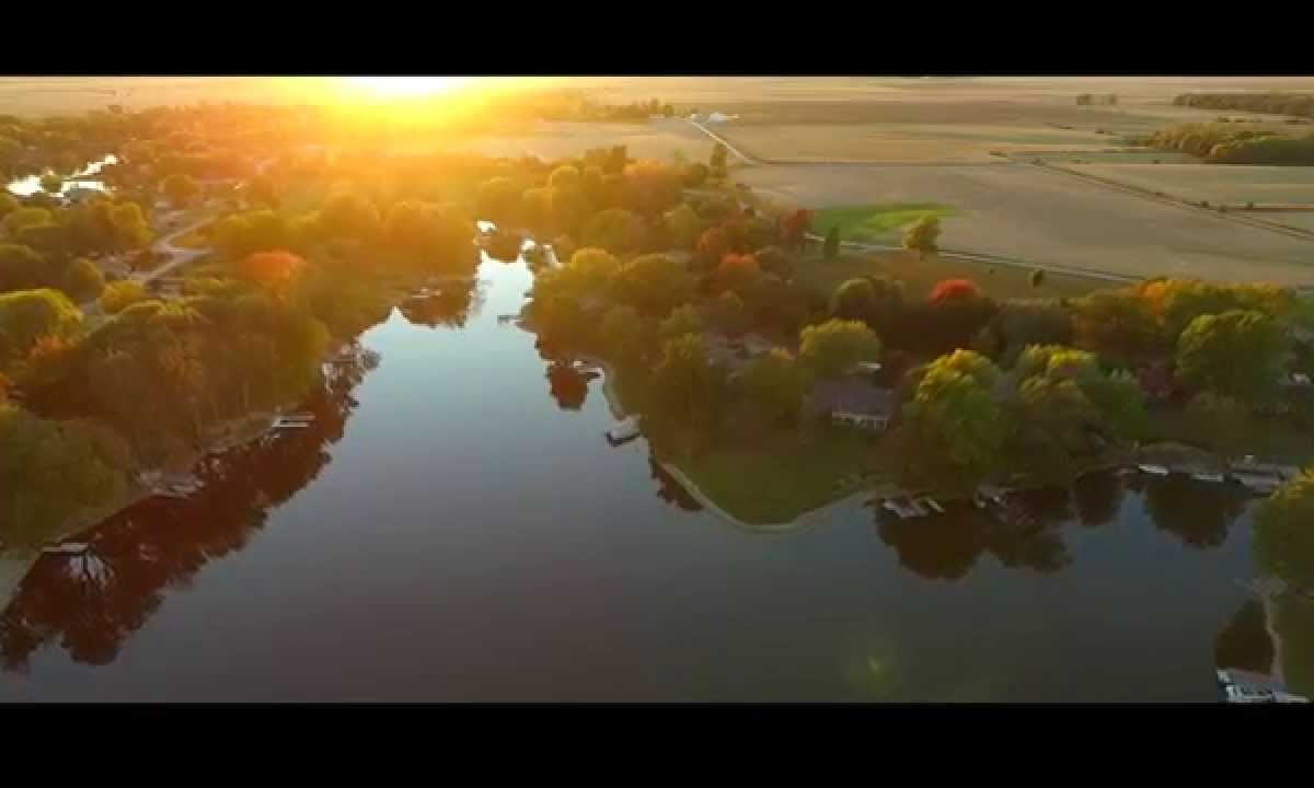 Epic Amazing Aerial Cinematography /Phantom 3 Professional Drone video