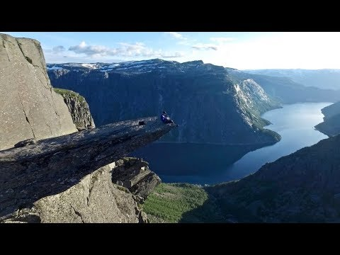 DJI – Trolltunga, Preikestolen and Kjeragbolten 2017 – Drone Video