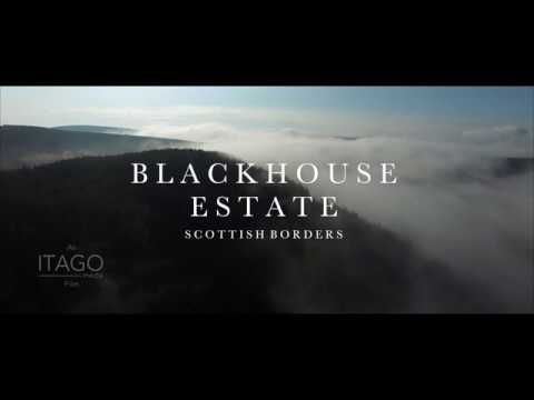 Blackhouse Estate drone video