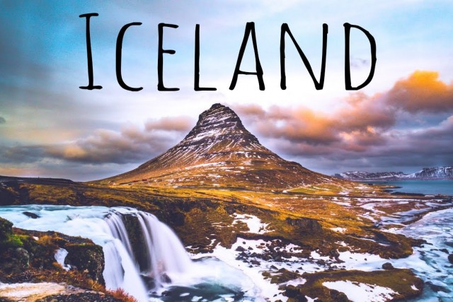 Incredible Iceland – 4K Drone Video