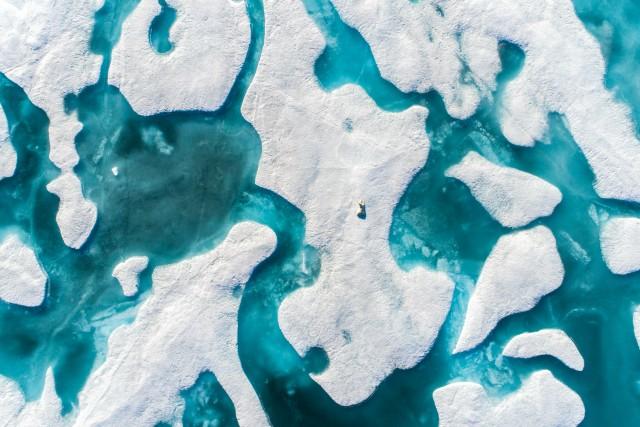 On the melting Ice