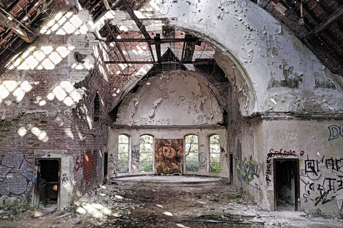 Old Military Church – Lost Places