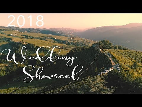 2018 Drone Wedding Showreel