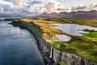 The Isle of Skye, Kilt Rock