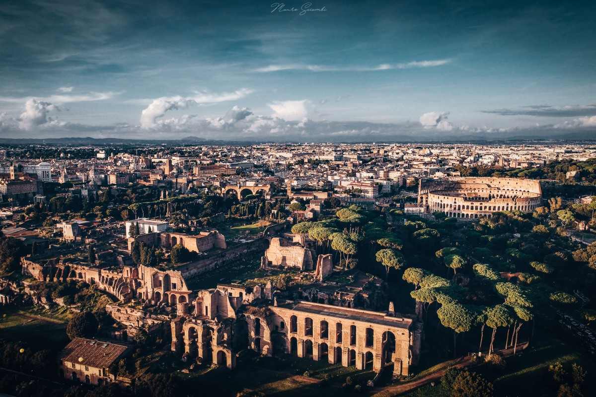 'Eternal City' – Rome