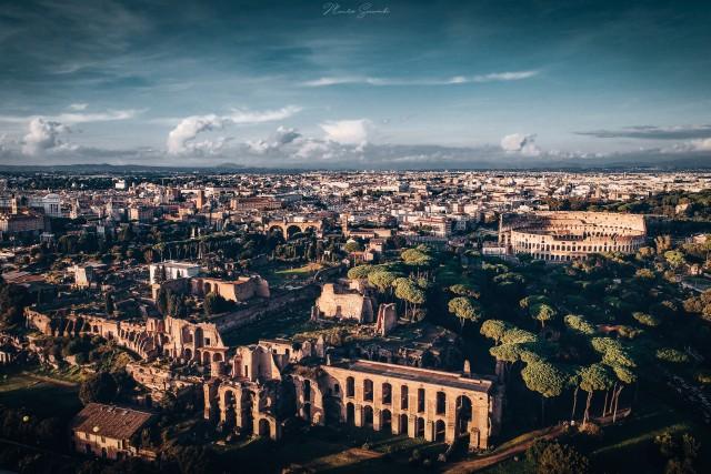 'Eternal City' – Rome