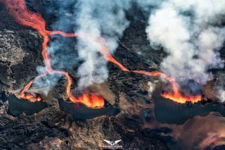 Les 3 volcans – Contest 2018
