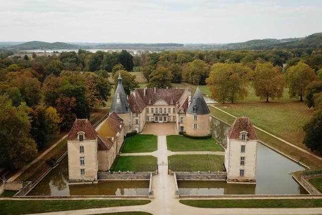 Chateau de Commarin