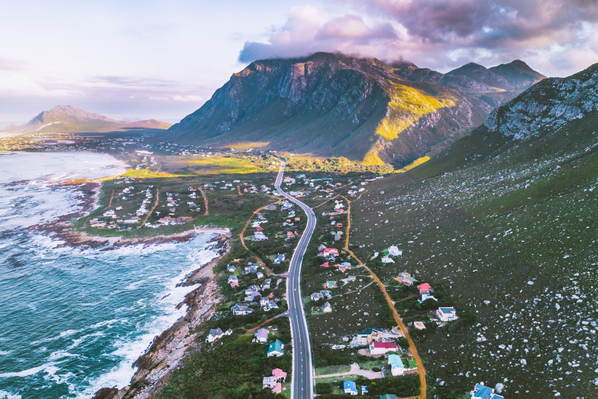 Betty's Bay Road