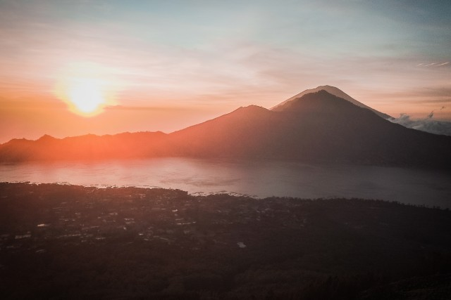 The nature of Bali