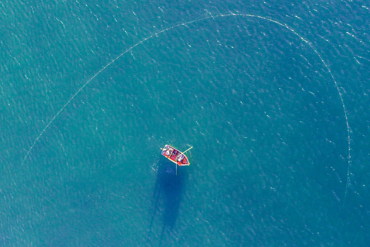 Fishing From Above