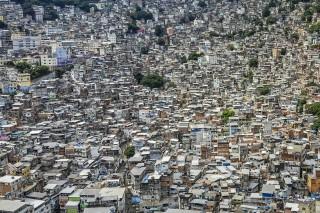 Favela da Rocinha, Rio de janeiro / Brasil