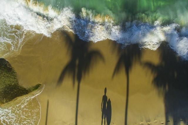 Vidigal beach, Rio de janeiro / Brasil