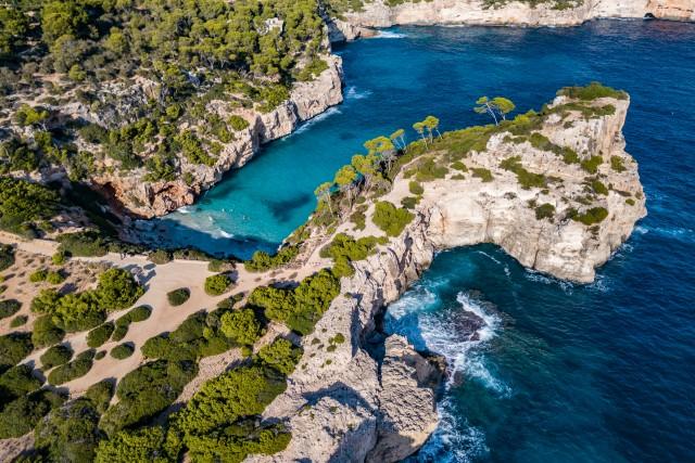 Caló des Moro, Mallorca, Spain
