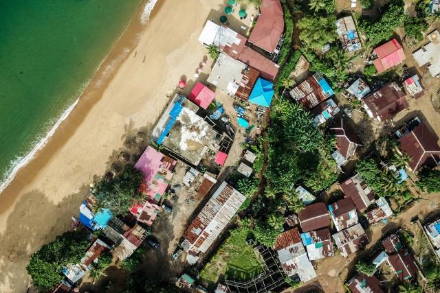 Towns in Freetown, Sierra Leone