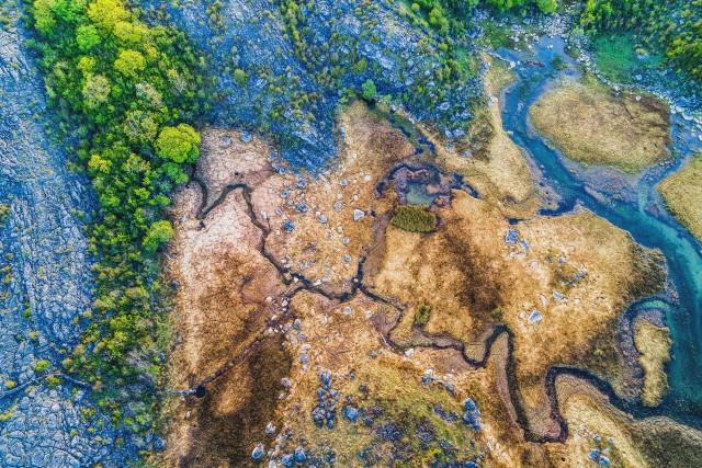 Amazing Burren texture
