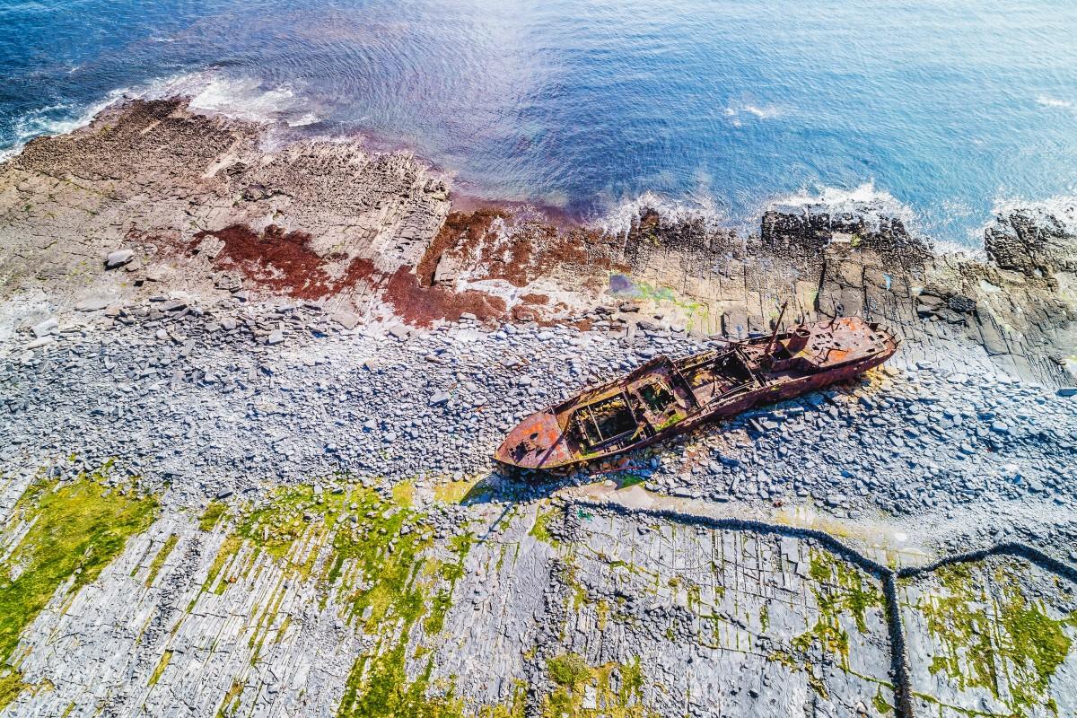 Amazing Arran Islands…