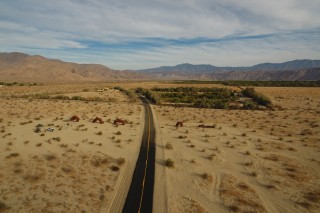 Borrego Springs with the SD Droners