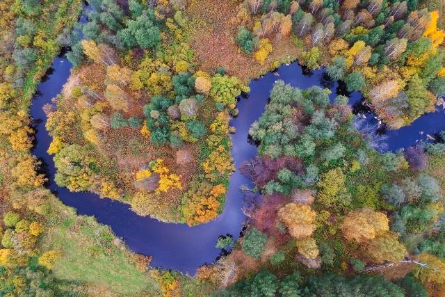River Reshotka, Middle Ural, Russia