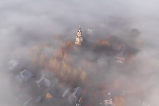 Over The Fog