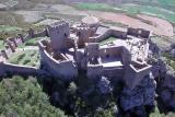 Castillo siglo XI Loarre, Huesca, España