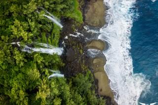 Cascade de la Pointe du tremblet – Photo Contest 2018
