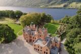 Aldourie Castle, on the Aldourie Estate next to Loch Ness. By Aaron Sneddon