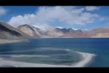 Amazing Pangong Lake