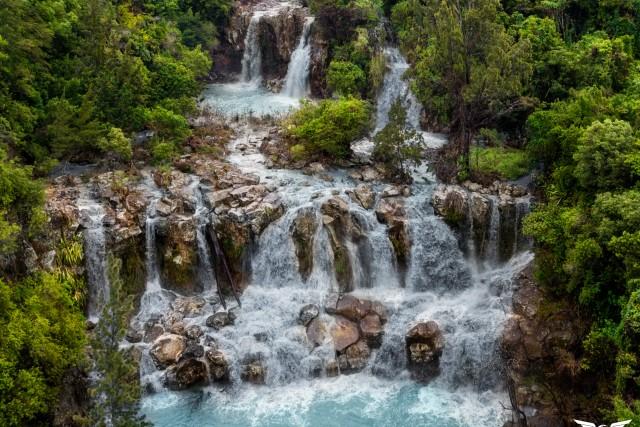 Nixi waterfalls – Tampon