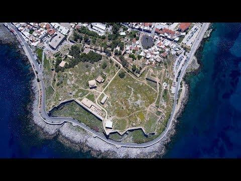 Fortezza, Rethymon, Crete