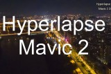 Hyperlapse Day and Night in Taipei – Mavic 2 Zoom