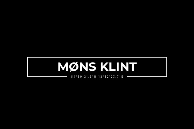 Moens [Møns] Klint – The white cliff's in Autumn 2018