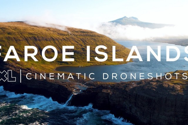The Faroe Islands in Summer | 4K Cinematic Drone Video