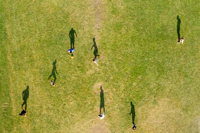 Shadow soccer