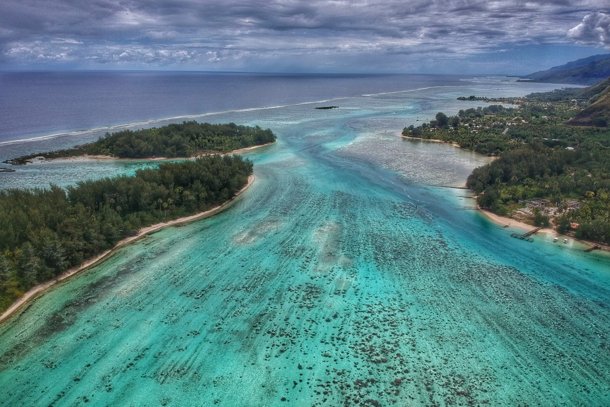 One day in Moorea
