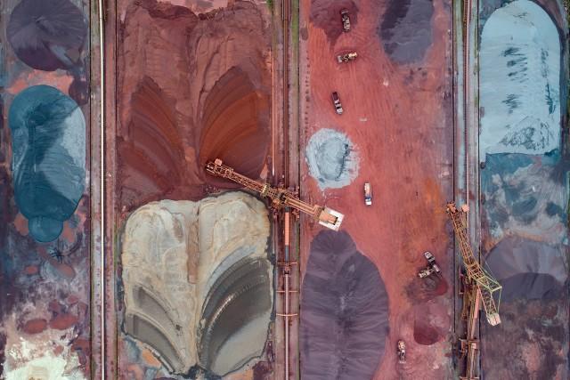 Coal depository