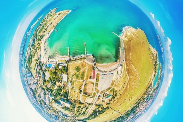 Sevastopol beach