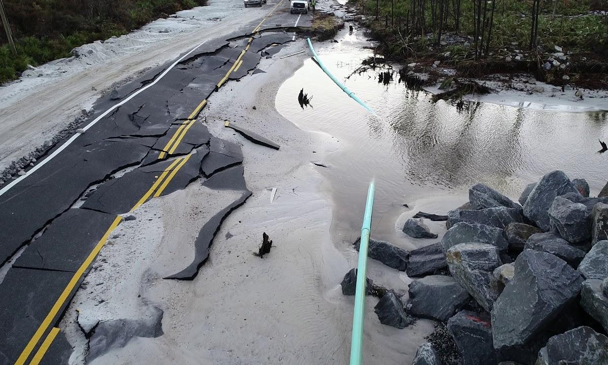DRMP Disaster Response 10/15/18 Drone Video 4