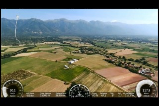 PARROT DISCO: 70Km  Long Range Flight