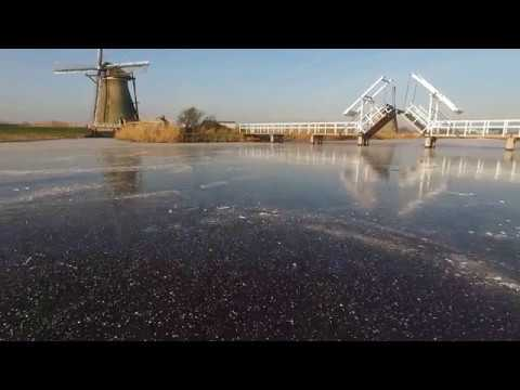 AMAZING DRONE VIDEO MADE BY KINDERDIJK
