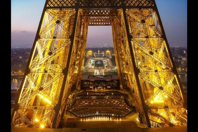 DJI MAVIC AIR : Paris, France