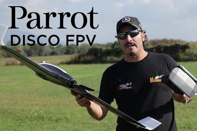 Parrot DISCO FPV – Recensione e Volo [ITA] – PARTE 2