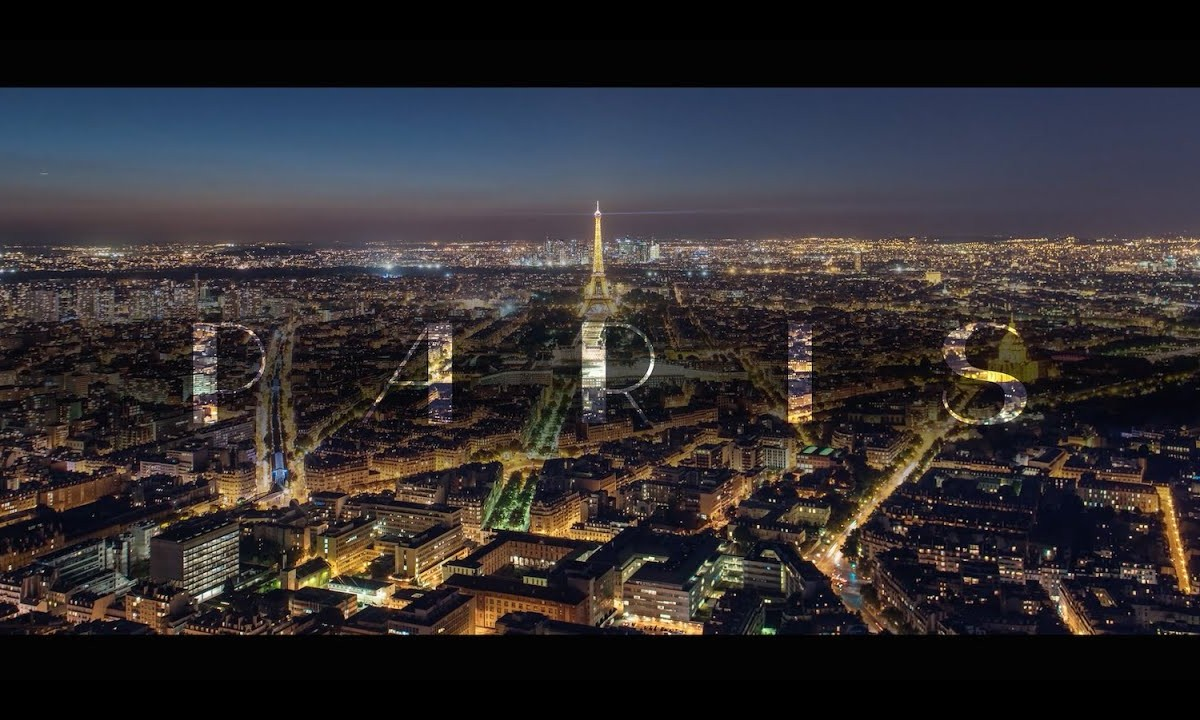 Travel Paris in a Minute – Aerial Drone Video | Expedia