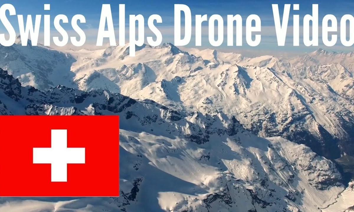 Swiss Alps Drone Video – Mount Titlis – Featured Creator Thon Bauer